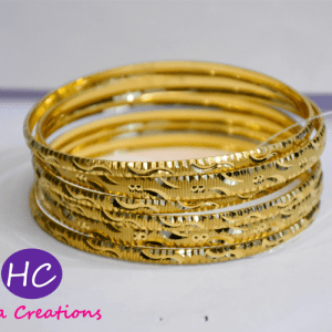 New Gold Plated Bangles in Pakistan 2021 Online