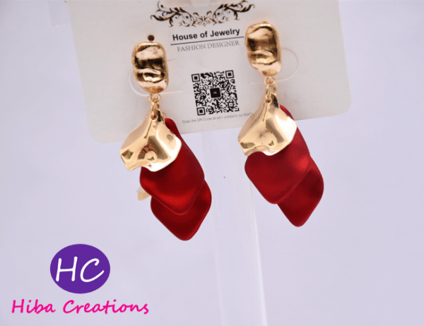 Funky Earrings Design with Price in Pakistan 2021 Online