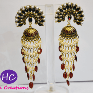 Latest peacock earrings design with price in pakistan 2021 Online