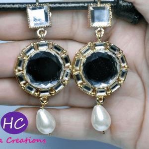 Kundan Earrings Design with Price in Pakistan 2021 Online