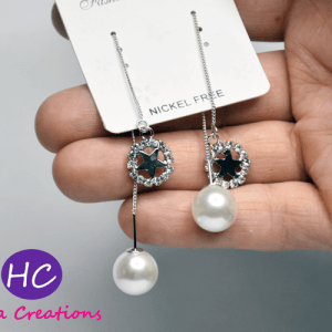 Double Sided Earrings Design with Price in Pakistan 2021 Online