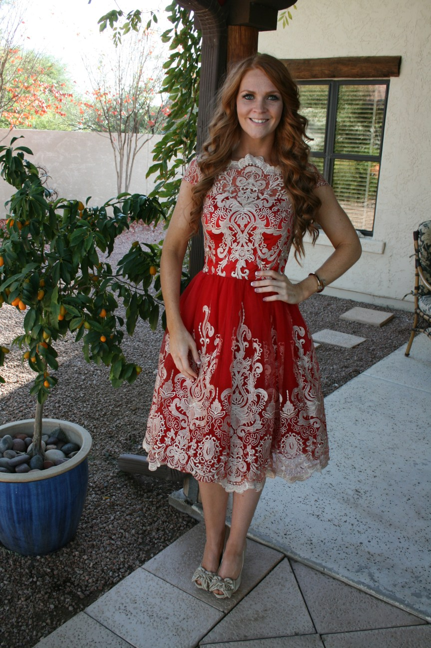 Bella HIbbs Thanksgiving Dres 3