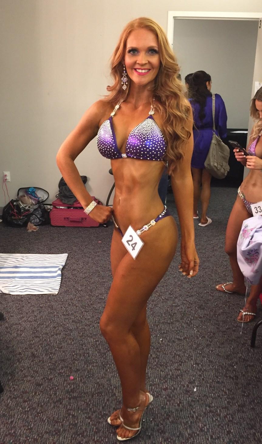 Bella Hibbs Bikini Model