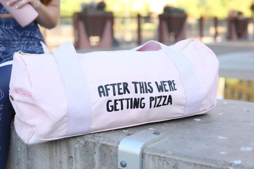 Best Gym Bags by Bella Hibbs of Hibbs Life & Style