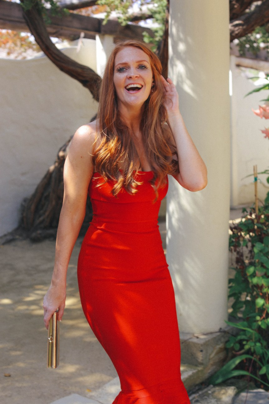 Favorite Red Dress For The Holiday or Date Night , fashion blogger