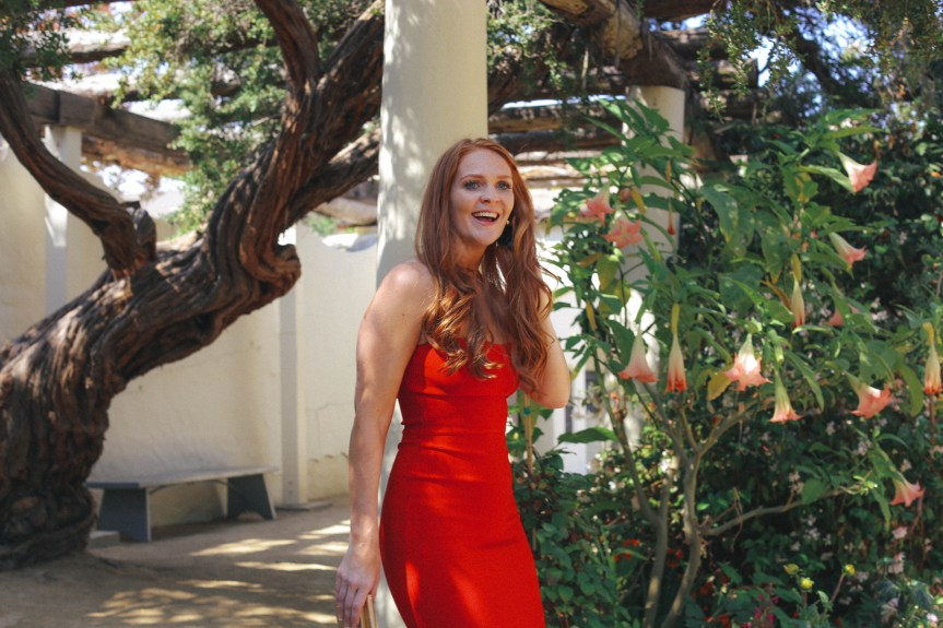 The Red Dress You Will Want This Holiday Season