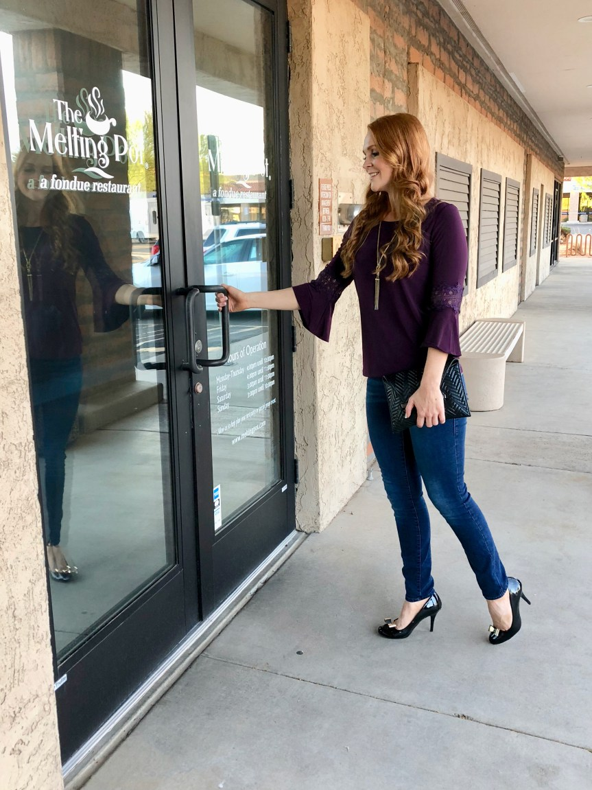Lifestyle blogger at The Melting Pot Arizona