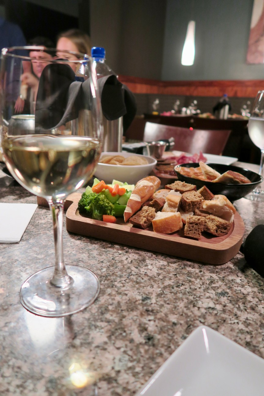 food and lifestyle blogger at The Melting Pot Arizona