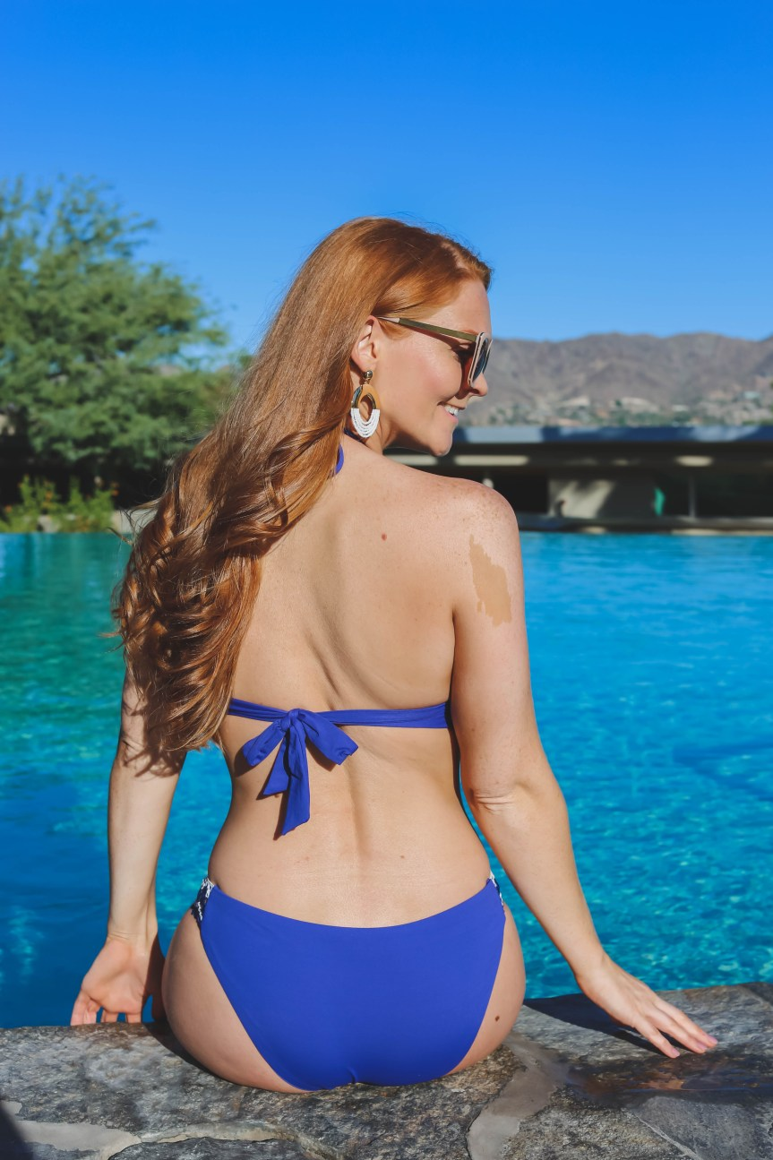 Resort with the best view in Scottsdale , Arizona by Bella Hibbs