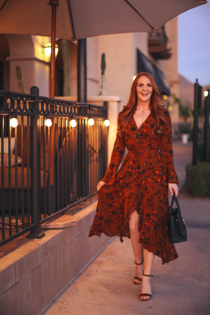 What to wear to thanksgiving dinner dressy outfit 2