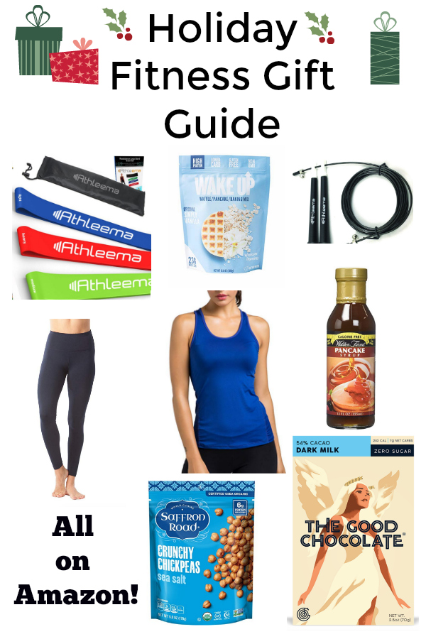 Holiday Fitness Gift Guide