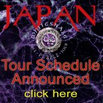 whitesnake Japan tour 2015 outline