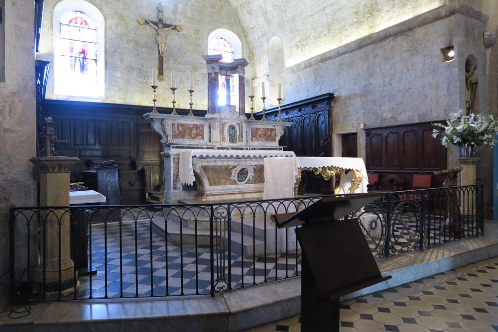 サン・ポール・ド・ヴァンスの教会05