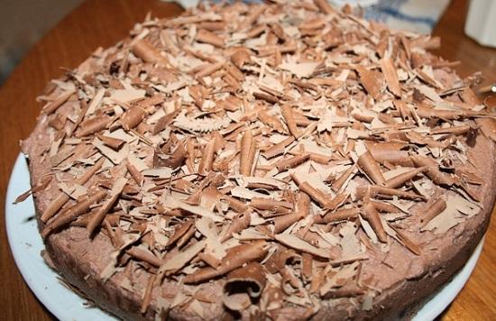 チョコレートケーキの日持ち