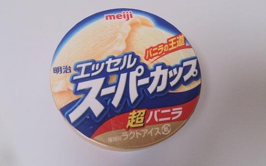 メロンパンアイスの材料
