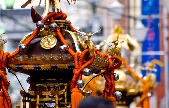 東京の祭り6月