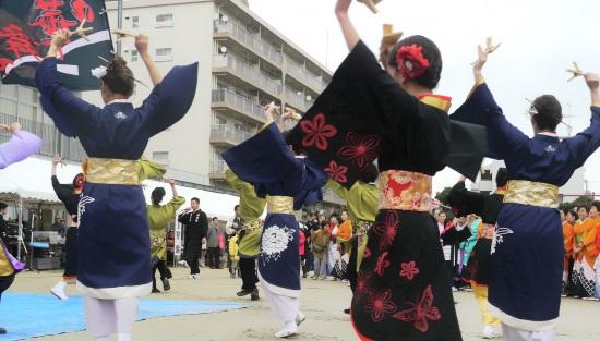 東京祭り8月