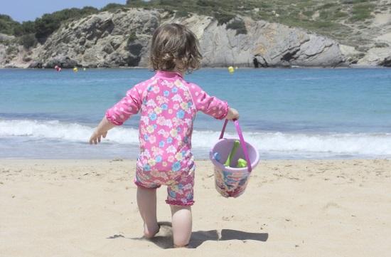 ベビー水着の選び方