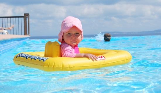 赤ちゃん水着選び方