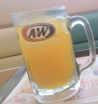 A&Wオレンジジュース