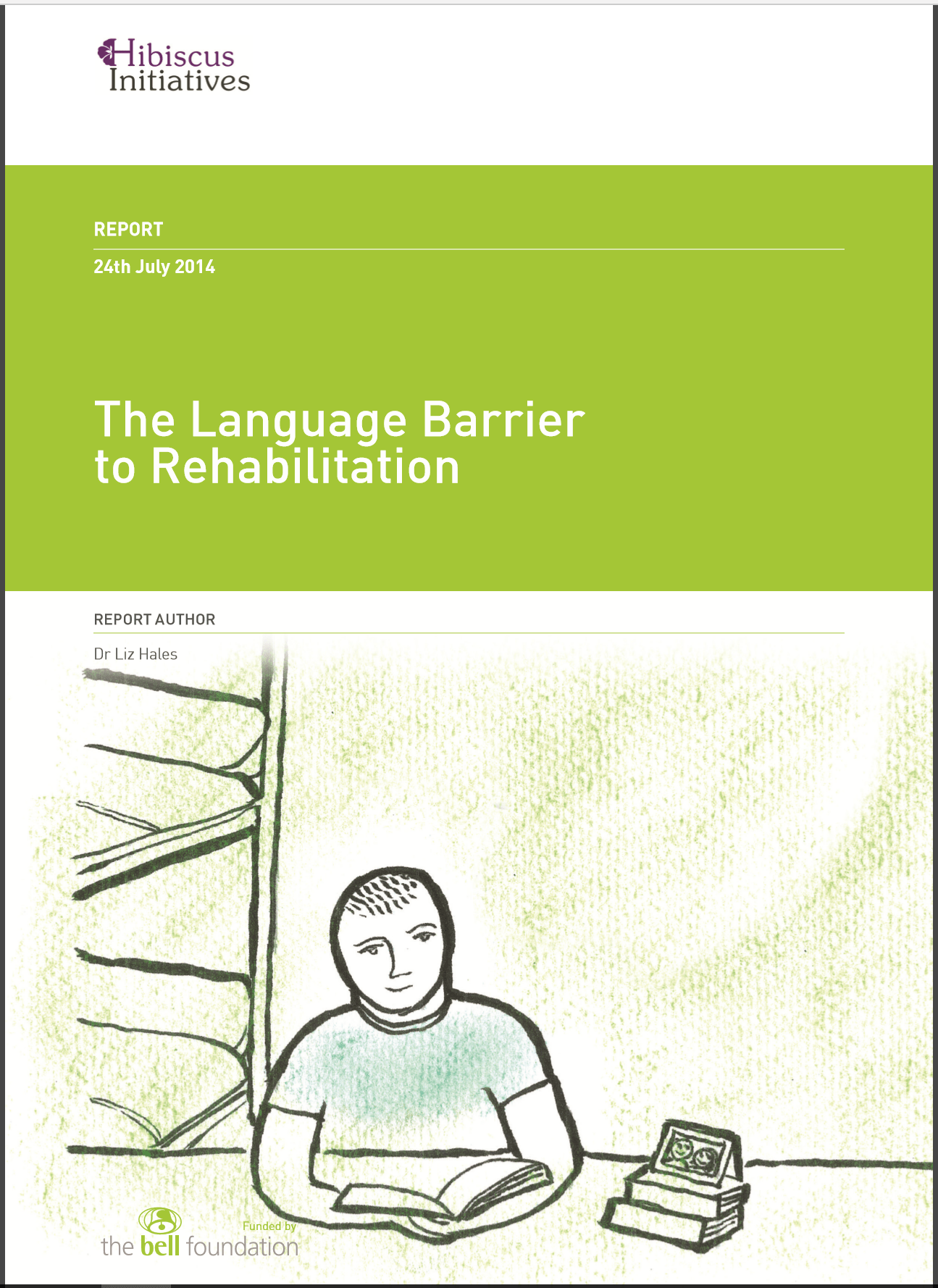 The Language Barrier to Rehabilitation