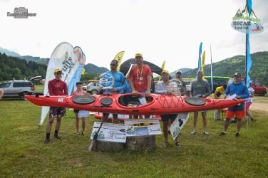 Castigatorii Bicaz Kayak Fest 2016