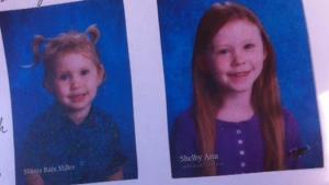 Shelby and Shasta