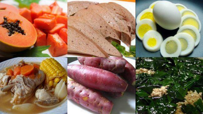bổ sung canxi từ thực phẩm