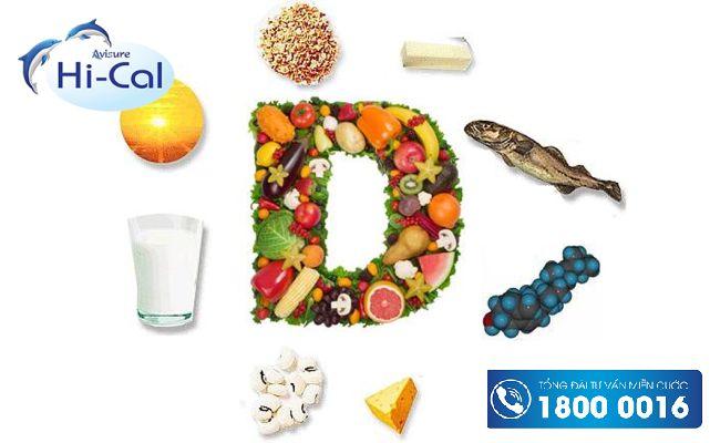 Vitamin có nhiều trong thực phẩm nào?