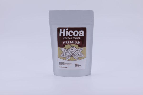 hicoa dutch premium cocoa powder