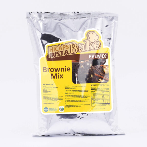 hicaps instabake brownie mix