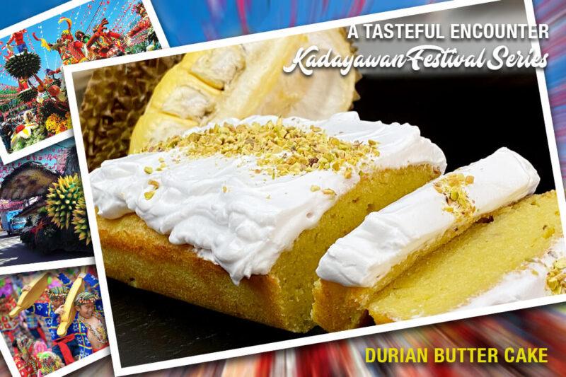 durian butter cake recipe
