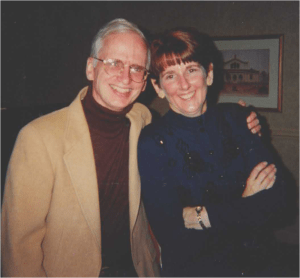 Janet Lowder and Frank Hickman
