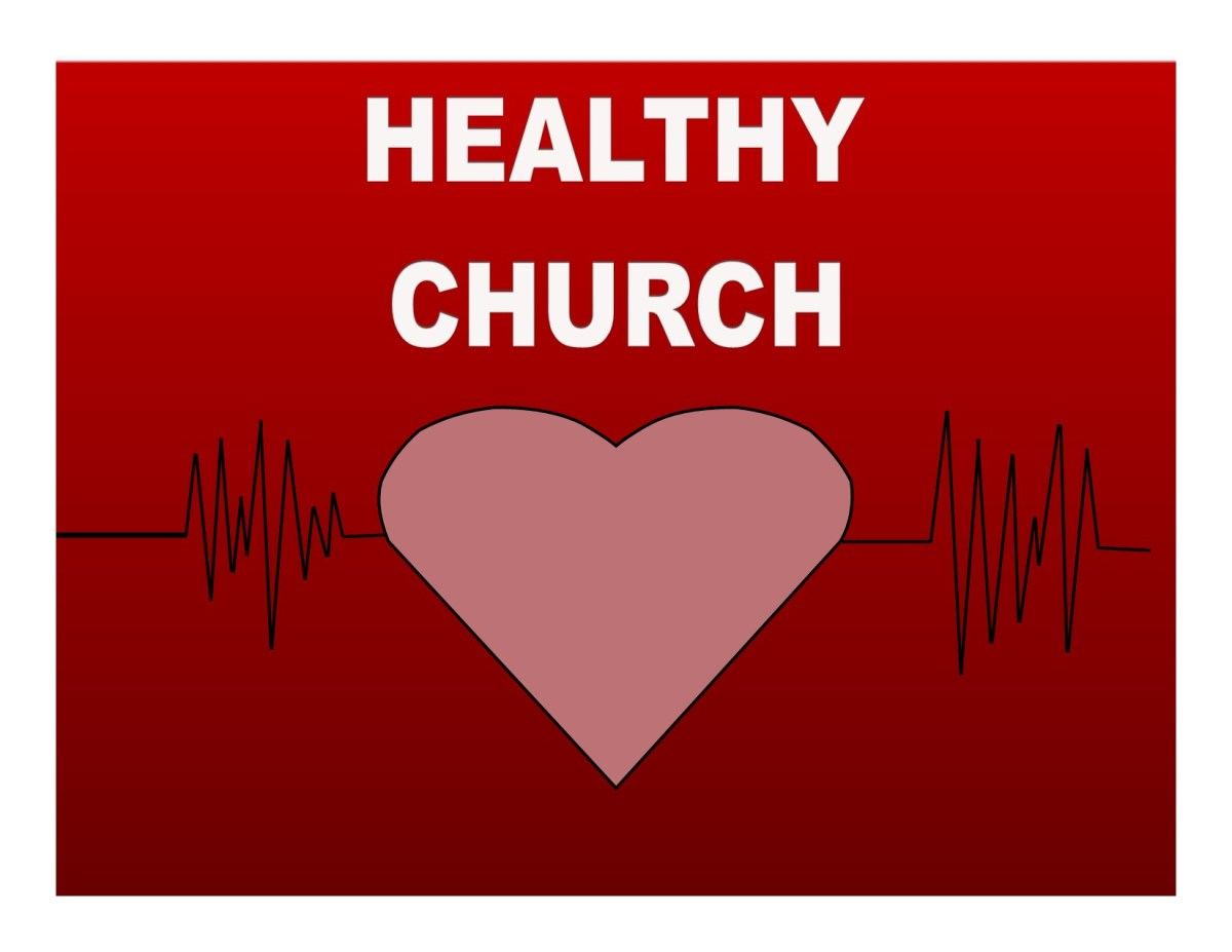 The Defining Marks of A Healthy Church