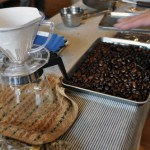 薪ストーブで作る珈琲豆の焙煎&hickory cafe