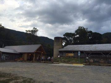Kitchen & Butchery and Big Barn