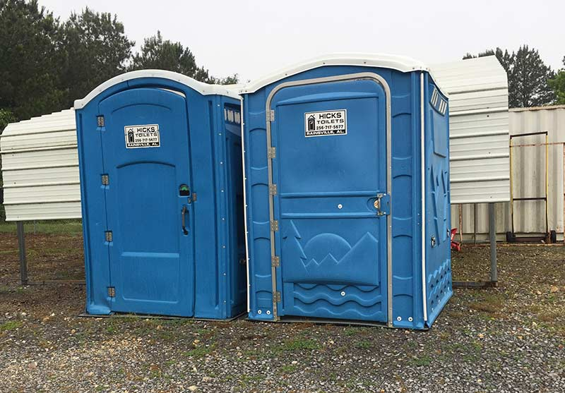 Hicks Portable Toilets & Dumpsters