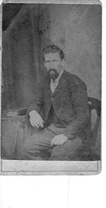 George Hicks b.1846 - source Charles Hicks
