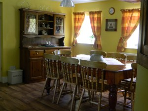 Rose Cottage kitchen