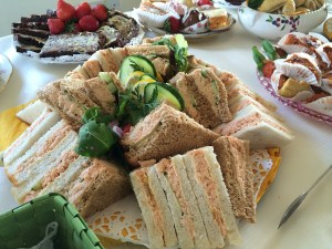 Fingers & Forks catering company