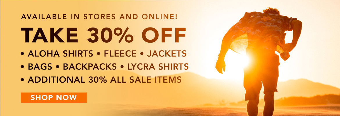 30% Off Select Categories