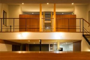 廿日市に建つ超高性能な暖かい注文住宅 内観