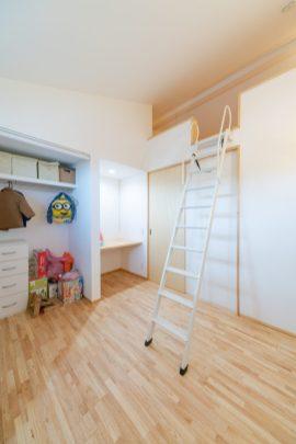 広島 高気密高断熱の注文住宅 内観 高性能パッシブ設計