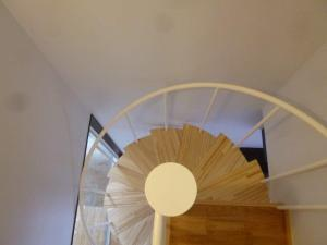 廿日市パッシブハウス ステキ階段あれこれ