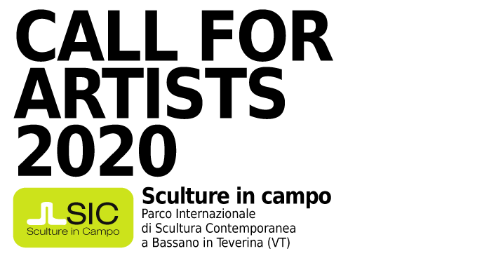Call For Artist 2020 | Sculture in Campo
