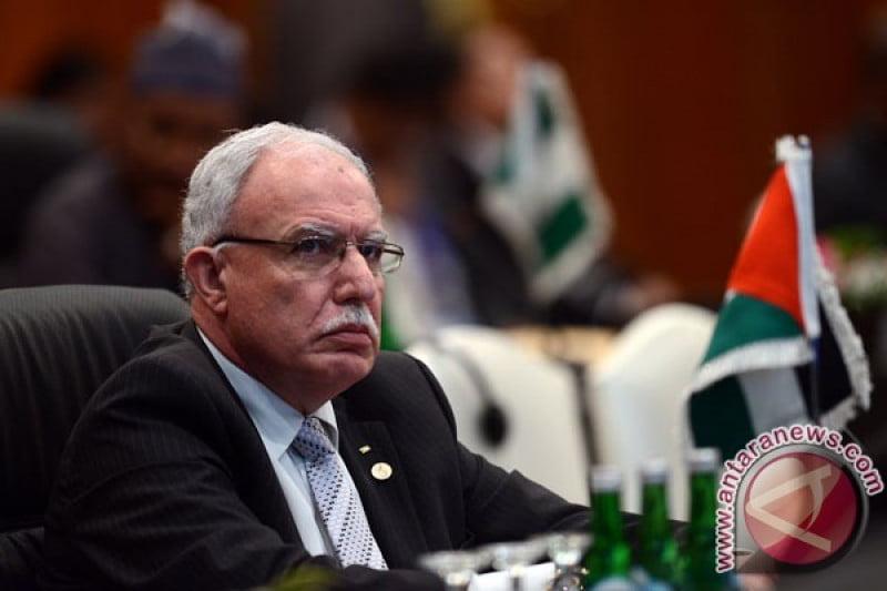 Menlu Palestina Sebut Penutupan Masjid Ibrahimi Tindakan Jahat