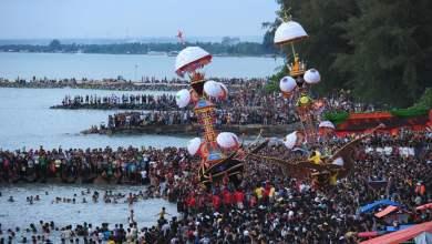Photo of Tradisi Tabuik Mengenang Cucunya Rasulullah Saw