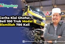 Photo of Cerita Kiai Ghofur, Beli 100 Truk Modal Bismillah 786 Kali