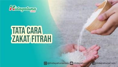 Photo of Tata Cara Zakat Fitrah