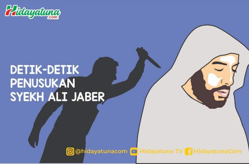 Kronologi Penusukan Syekh Ali Jaber Saat Ceramah